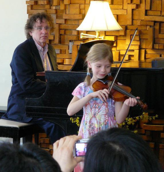 BMC student recital