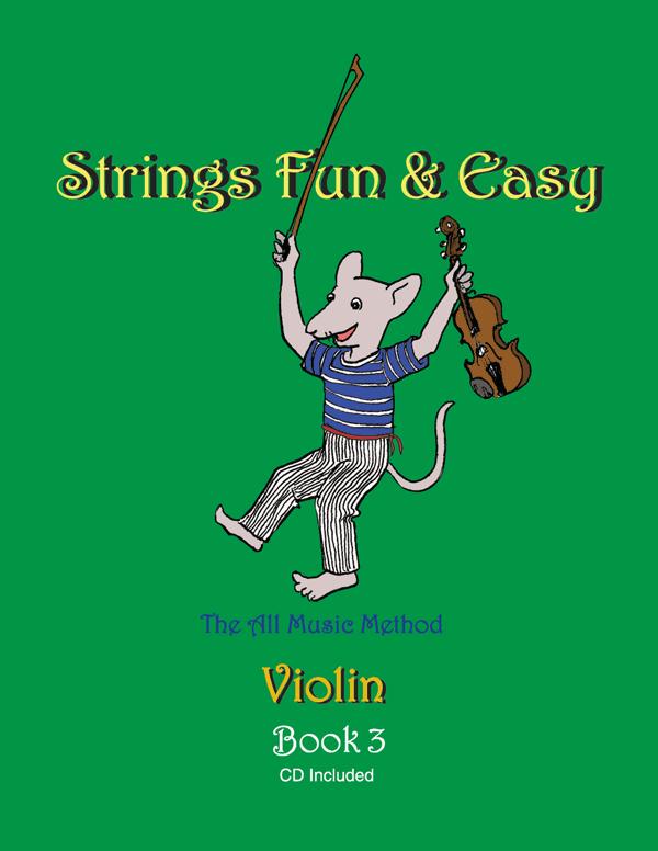 Violin Book 3