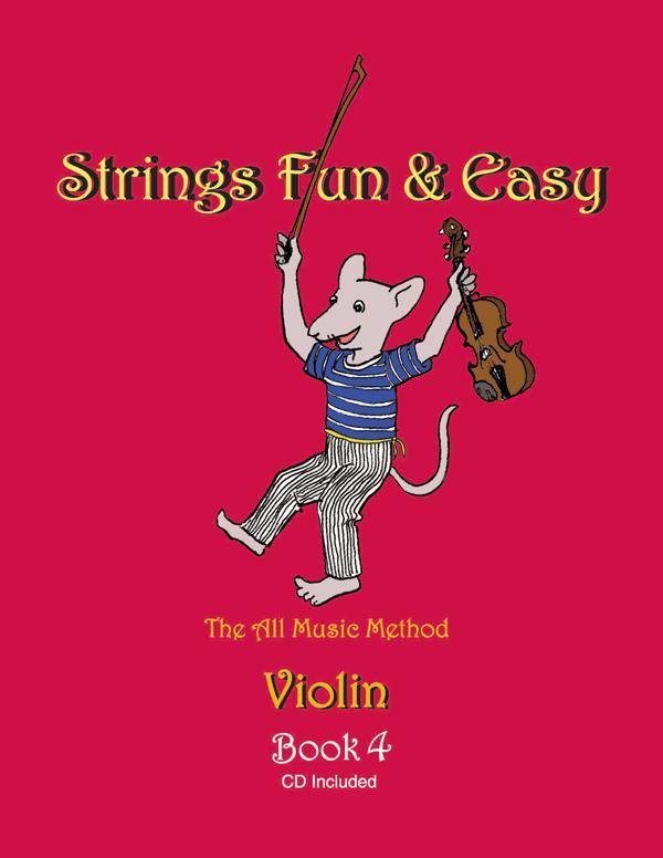 Violin Book 4