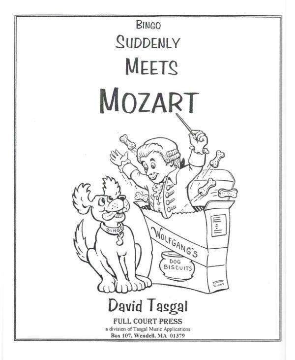 Bingo Suddenly Meets Mozart - cover